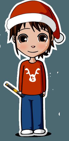 corto el regalo para niños